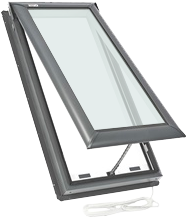 Electric Venting skylight by FS Roof Systems