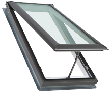 Manually vented skylights by FS Roof Systems