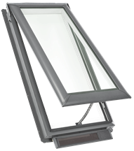 Solar powered skylights by FS Roof Systems
