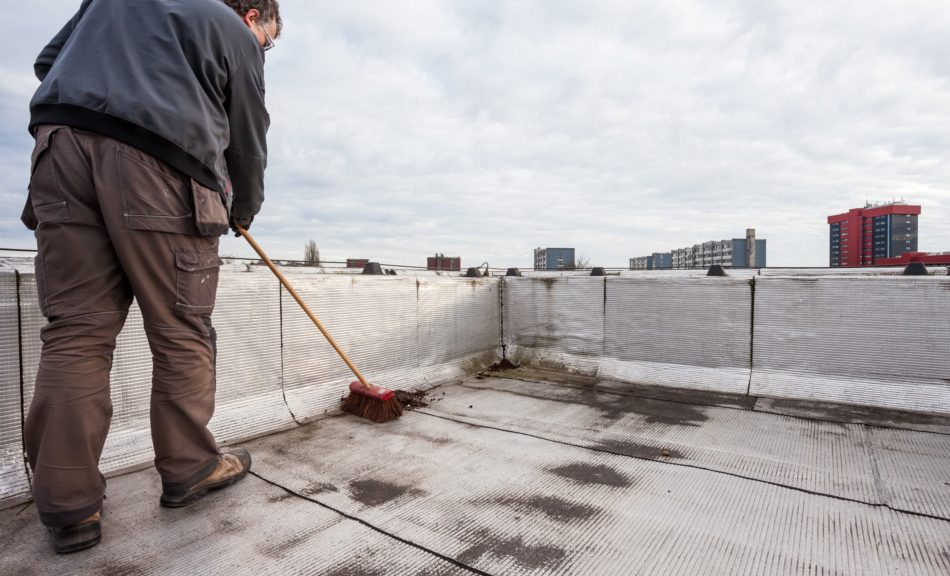 'Preventative Flat Roof Maintenance in Ontario by FS Roof Systems