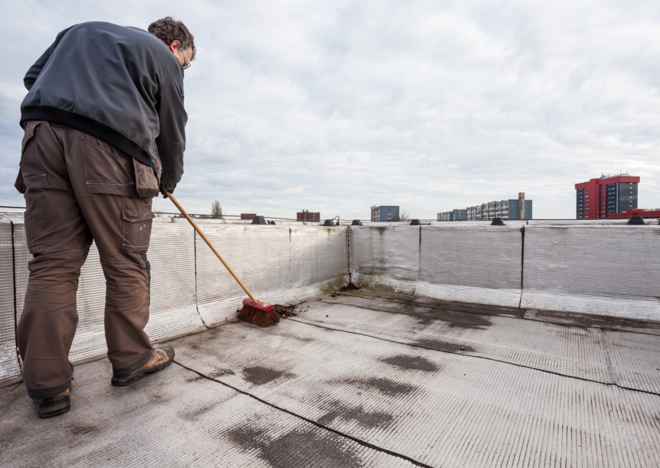 Preventative Flat Roof Maintenance in Ontario by FS Roof Systems